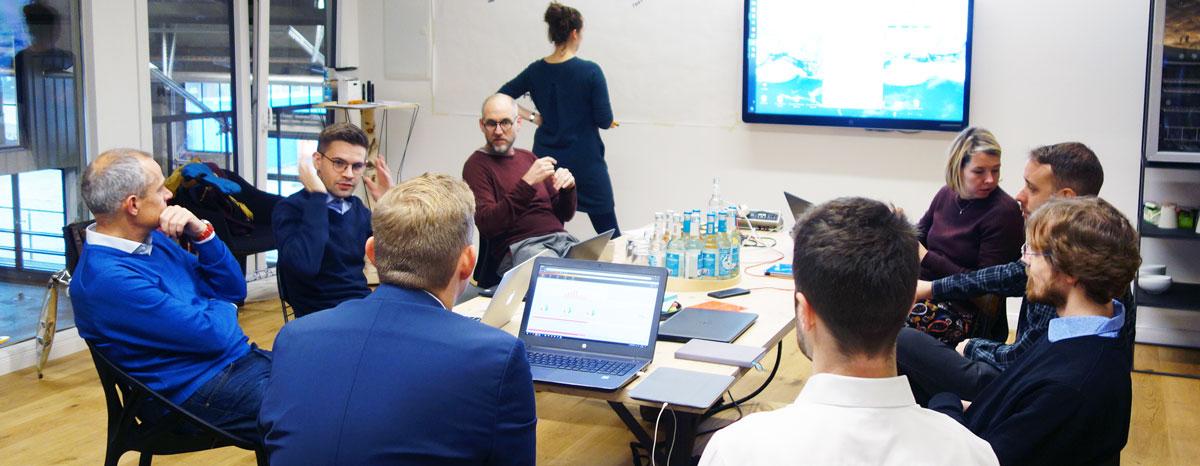 Innovation Moderation mit Experten-Fachkräften